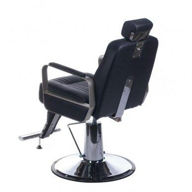 Barberio krėslas BH-31237, juodos sp. 8