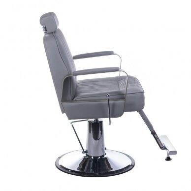 Barberio krėslas BH-31237, pilkos sp. 3