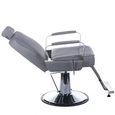 Barberio krėslas BH-31237, pilkos sp. 4