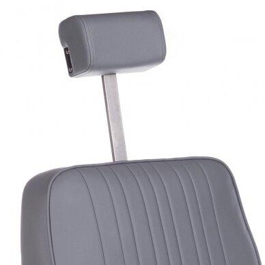 Barberio krėslas BH-31237, pilkos sp. 5