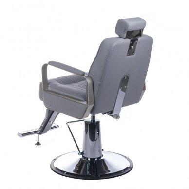 Barberio krėslas BH-31237, pilkos sp. 8