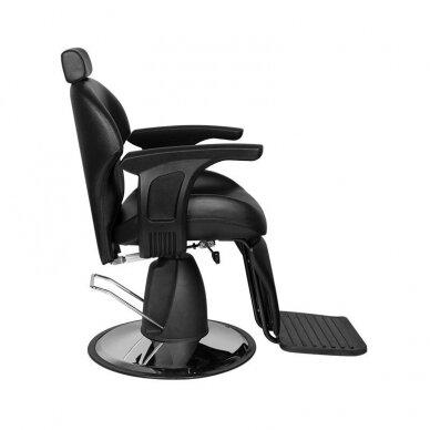 Barberio kėdė GABBIANO IGOR, juodos sp. 3