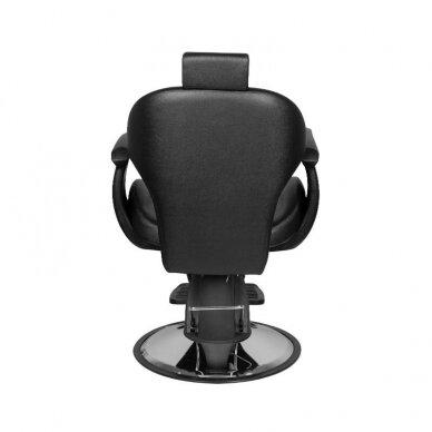 Barberio kėdė GABBIANO IGOR, juodos sp. 4