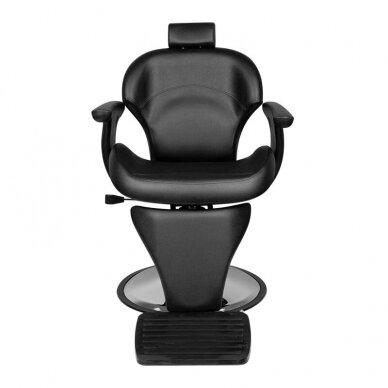 Barberio kėdė GABBIANO IGOR, juodos sp. 2