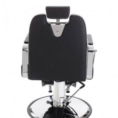 Barberio krėslas 8751-1, juodos sp. 3