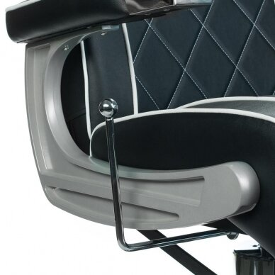Barberio krėslas BH-31825M, juodos sp. 5