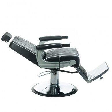 Barberio krėslas BH-31825M, juodos sp. 8
