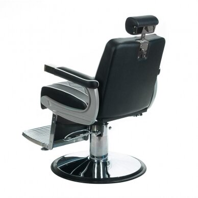 Barberio krėslas BH-31825M, juodos sp. 9
