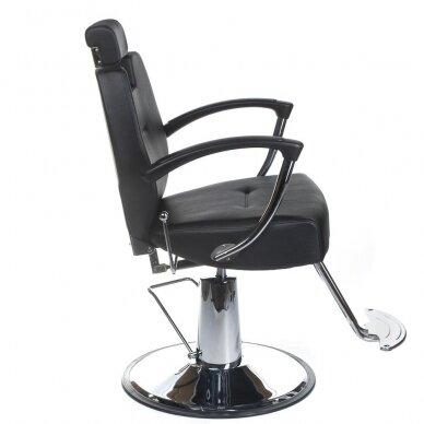 Barberio krėslas BH-3208, juodos sp. 3