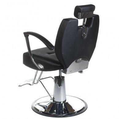 Barberio krėslas BH-3208, juodos sp. 4