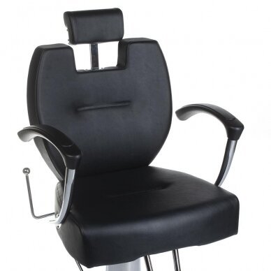Barberio krėslas BH-3208, juodos sp. 5