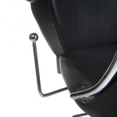 Barberio krėslas BH-3208, juodos sp. 8
