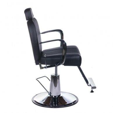 Barberio krėslas BH-3273, juodos sp. 3