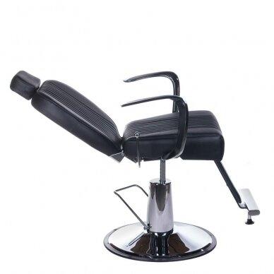 Barberio krėslas BH-3273, juodos sp. 4