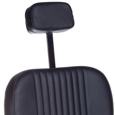 Barberio krėslas BH-3273, juodos sp. 5