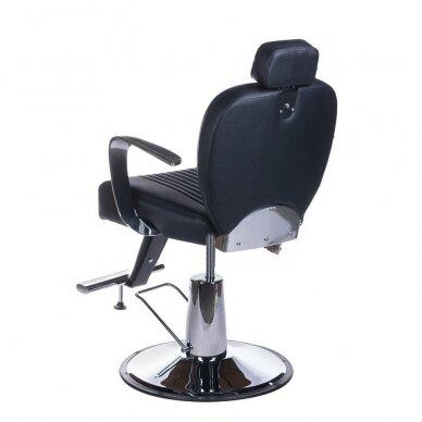 Barberio krėslas BH-3273, juodos sp. 8