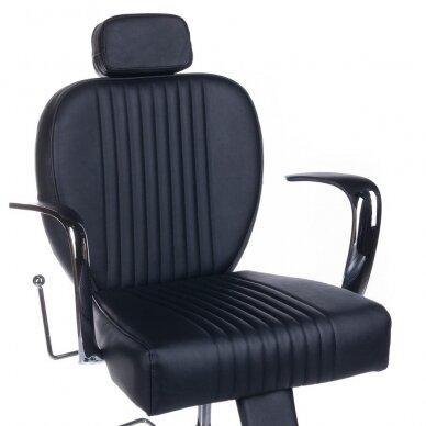 Barberio krėslas BH-3273, juodos sp. 2