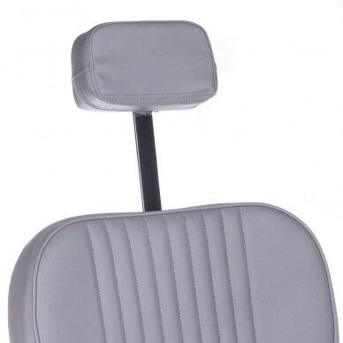 Barberio krėslas BH-3273, pilkos sp. 5