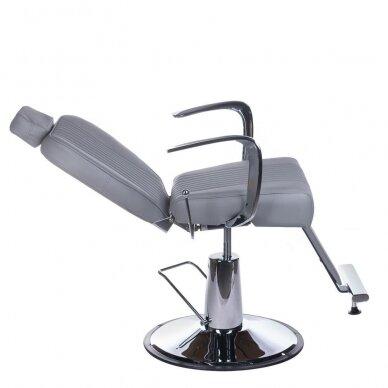 Barberio krėslas BH-3273, pilkos sp. 4