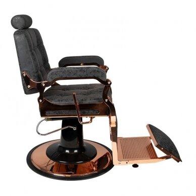 Barberio krėslas BOSS HD VARIO, juodos sp. 4