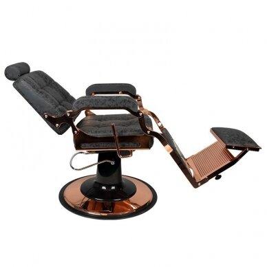 Barberio krėslas BOSS HD VARIO, juodos sp. 5