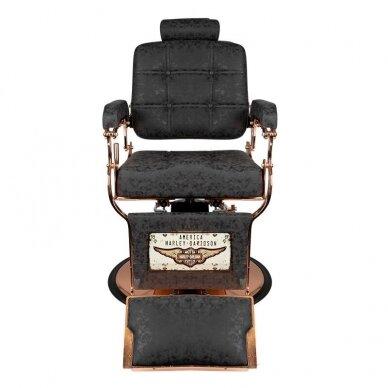 Barberio krėslas BOSS HD VARIO, juodos sp. 7