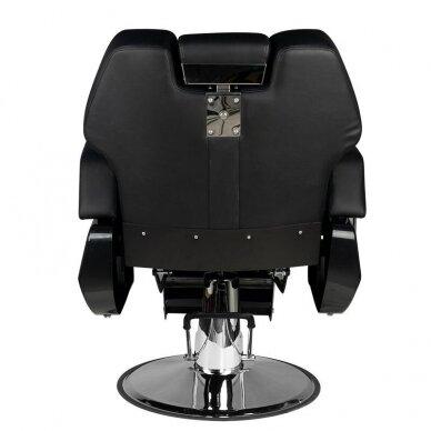 Barberio krėslas CHICAGO, juodos sp. 3