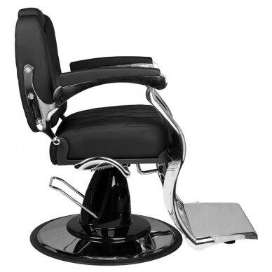 Barberio krėslas DARIO, juodos sp. 3