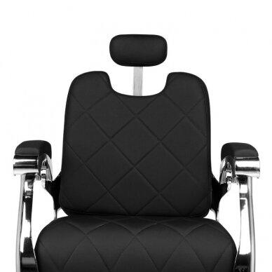 Barberio krėslas DARIO, juodos sp. 5