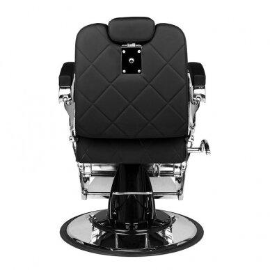 Barberio krėslas DARIO, juodos sp. 7