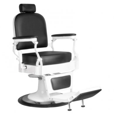 Barberio krėslas FABRIZIO, juodos sp. 2