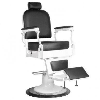 Barberio krėslas FABRIZIO, juodos sp. 3