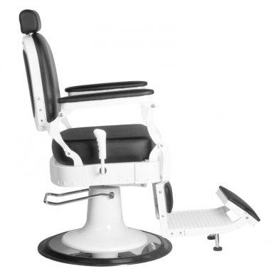 Barberio krėslas FABRIZIO, juodos sp. 4