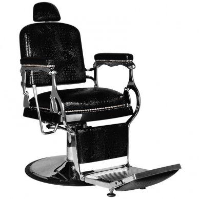 Barberio krėslas GABBIANO ALFREDO, juodos sp. 2