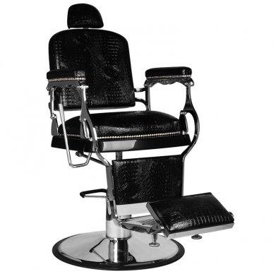 Barberio krėslas GABBIANO ALFREDO, juodos sp. 4