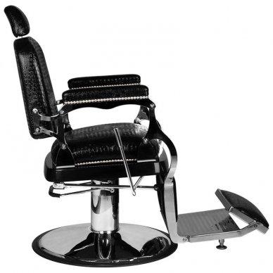 Barberio krėslas GABBIANO ALFREDO, juodos sp. 5