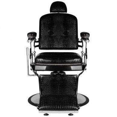 Barberio krėslas GABBIANO ALFREDO, juodos sp. 6