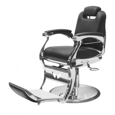 Barberio krėslas GABBIANO ANGELO, juodos sp. 2