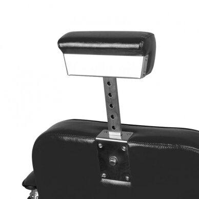 Barberio krėslas GABBIANO BERNARDO, juodos sp. 6
