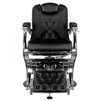Barberio krėslas Gabbiano Carlo, juodos sp. 3