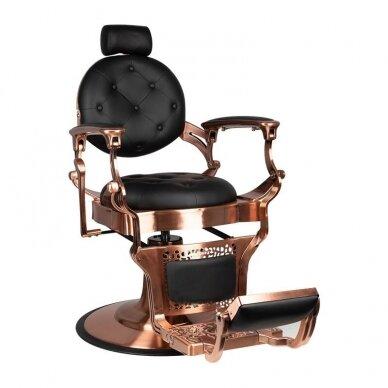 Barberio krėslas GABBIANO CORRADO, rose gold 2