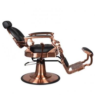 Barberio krėslas GABBIANO CORRADO, rose gold 4