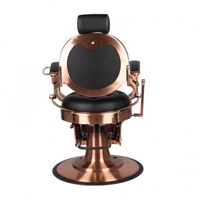 Barberio krėslas GABBIANO CORRADO, rose gold 6