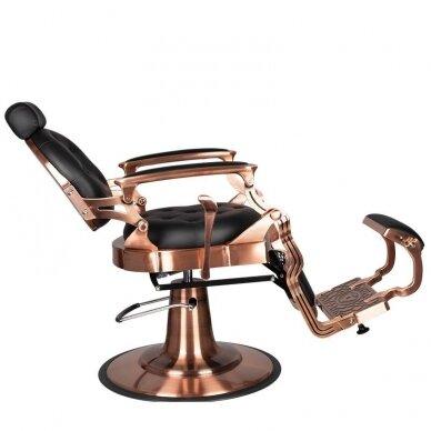 Barberio krėslas GABBIANO CORRADO, rose gold 7