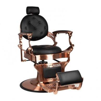 Barberio krėslas GABBIANO CORRADO, rose gold