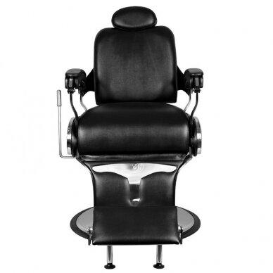 Barberio krėslas GABBIANO GIANNI, juodos sp. 5