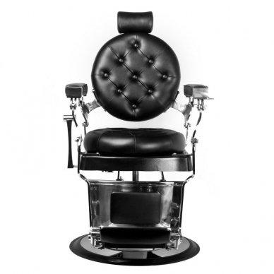 Barberio krėslas GABBIANO IMPERATOR, juodos sp. 3