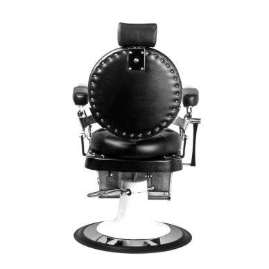 Barberio krėslas GABBIANO IMPERATOR, juodos sp. 4