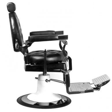Barberio krėslas GABBIANO IMPERATOR, juodos sp. 2