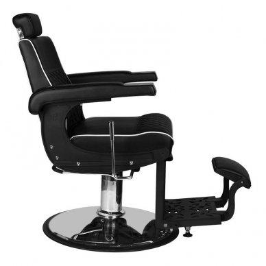 Barberio krėslas GABBIANO LORENZO, juodos sp. 8